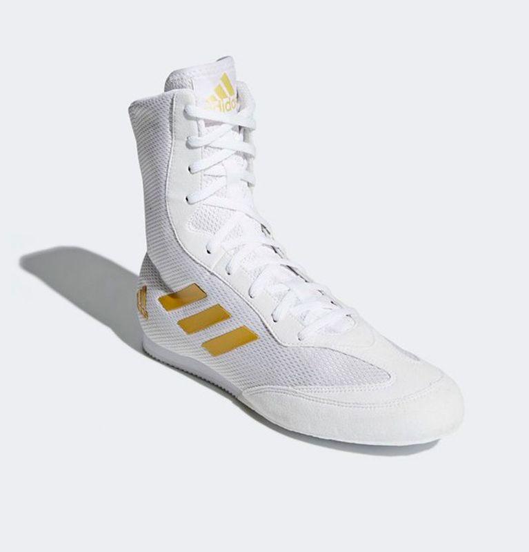 Weiß Plus Box New Adidas Boxschuhe Hog Gold 2 D9IbW2eEHY