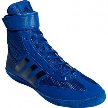Boxschuhe Adidas Combat Speed 5 Blau
