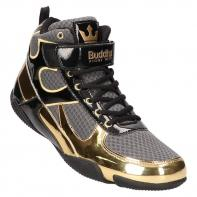 Boxschuhe Buddha One dark gray / gold