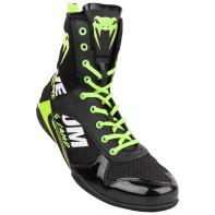 Boxschuhe Venum Elite Edition VTC 2 black/ neo yellow