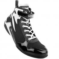 Boxschuhe Venum Elite Giant Low black/white