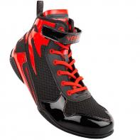 Boxschuhe Venum Elite Giant Low black/red