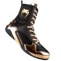 Boxschuhe Venum Elite Schwarz / Gold