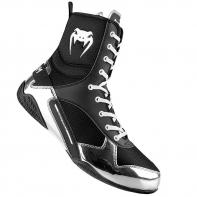 Boxschuhe Venum Elite Black/Silver