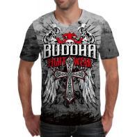 T-shirt  Buddha Dark Angels
