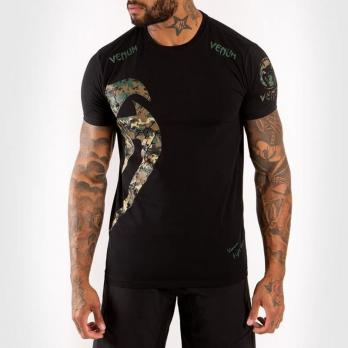 T-shirt  Venum Giant Jungle Camo