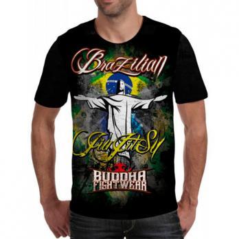 T-shirt  Buddha BJJ