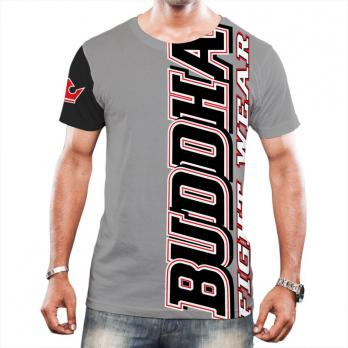 T-shirt  Buddha Fighter  X