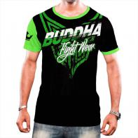 T-shirt  Buddha Green X