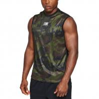 tBoxhemd Leone Camouflage green