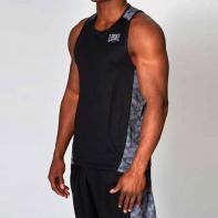 Boxhemd Leone Extrema schwarz