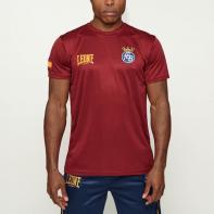 T-Shirt Leone Kurzarm España! red