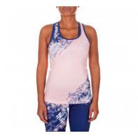 Neo Camo Fitness Venum Shirt Frauen Navy Blue/Coral