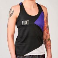 Shirt Frauen Leone Fighter Life