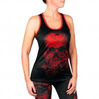 Venum Shirt Frauen Santa Muerte 3.0 black/red