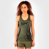 Venum UFC Authentic Fight Week Khaki Damen T-Shirt