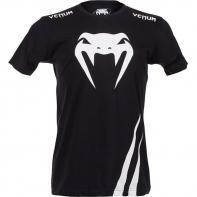 T-shirt venum Challenger schwarz/weiß