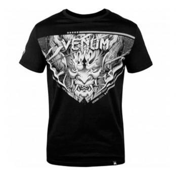T-shirt Venum Devil White/Black