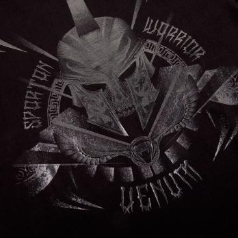 T-shirt Venum Gladiator Schwarz Matte Kids