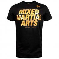 T-shirt Venum MMA VT schwarz / gold