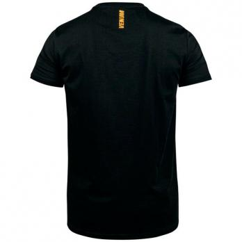 T-shirt Venum Muay Thai VT schwarz / gold
