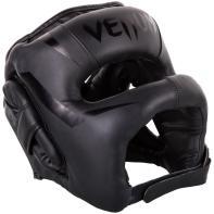 Helm Boxe Venum Elite Iron Black/Black