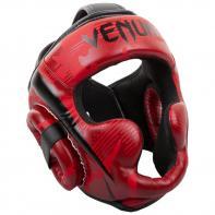 Helm boxe Venum Elite Red Camo