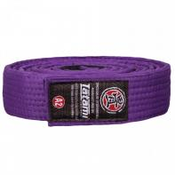 Purple belt BJJ Tatami
