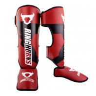 Shinguard Ringhorns Charger  rot By Venum