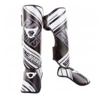 Shinguard Ringhorns Nitro Black  By Venum