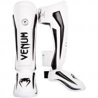 Shinguard Venum Elite Weiß / Schwarz