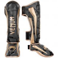 Shinguard Venum Elite Dark Camo / Gold