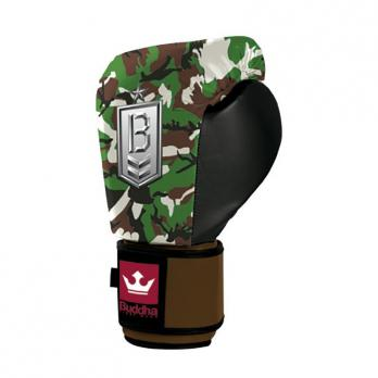 Boxhandschuhe Buddha Army Green Classic