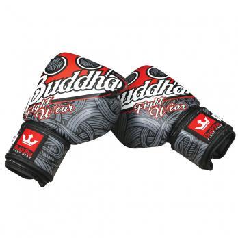 Boxhandschuhe Buddha Tattoo