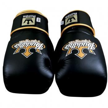 Boxhandschuhe Buddha Fight X  schwarz