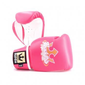 Boxhandschuhe Buddha Fight X pink