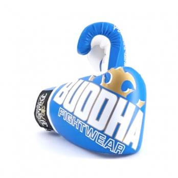 Boxhandschuhe Buddha Millenium blue Kinder