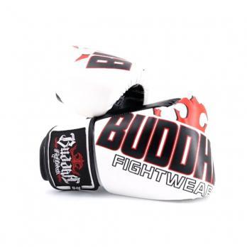 Boxhandschuhe Buddha Millenium white