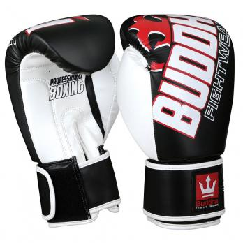 Boxhandschuhe Buddha Millenium schwarz