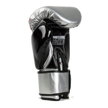 Boxhandschuhe Buddha Millenium silver