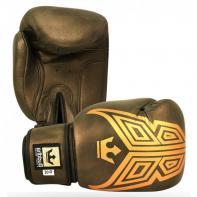 Boxhandschuhe Buddha Oxid gold
