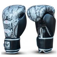 Boxhandschuhe Buddha Snake Silver