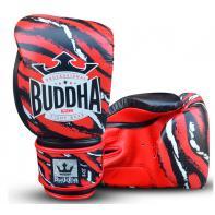 Boxhandschuhe Buddha Stich schwarz / rot Kids