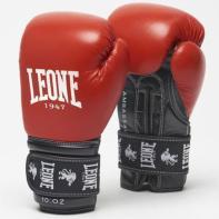 Boxhandschuhe Leone Ambassador red