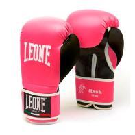 Boxhandschuhe Leone Flash Pink