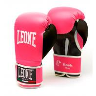 Boxhandschuhe Leone Flash Pink Kids