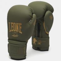 Boxhandschuhe Leone GN059 Khaki