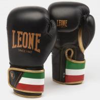 Boxhandschuhe Leone Italy schwarz