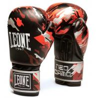 Boxhandschuhe Leone Neo Camo red