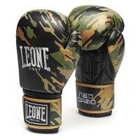 Boxhandschuhe Leone Neo Camo Green